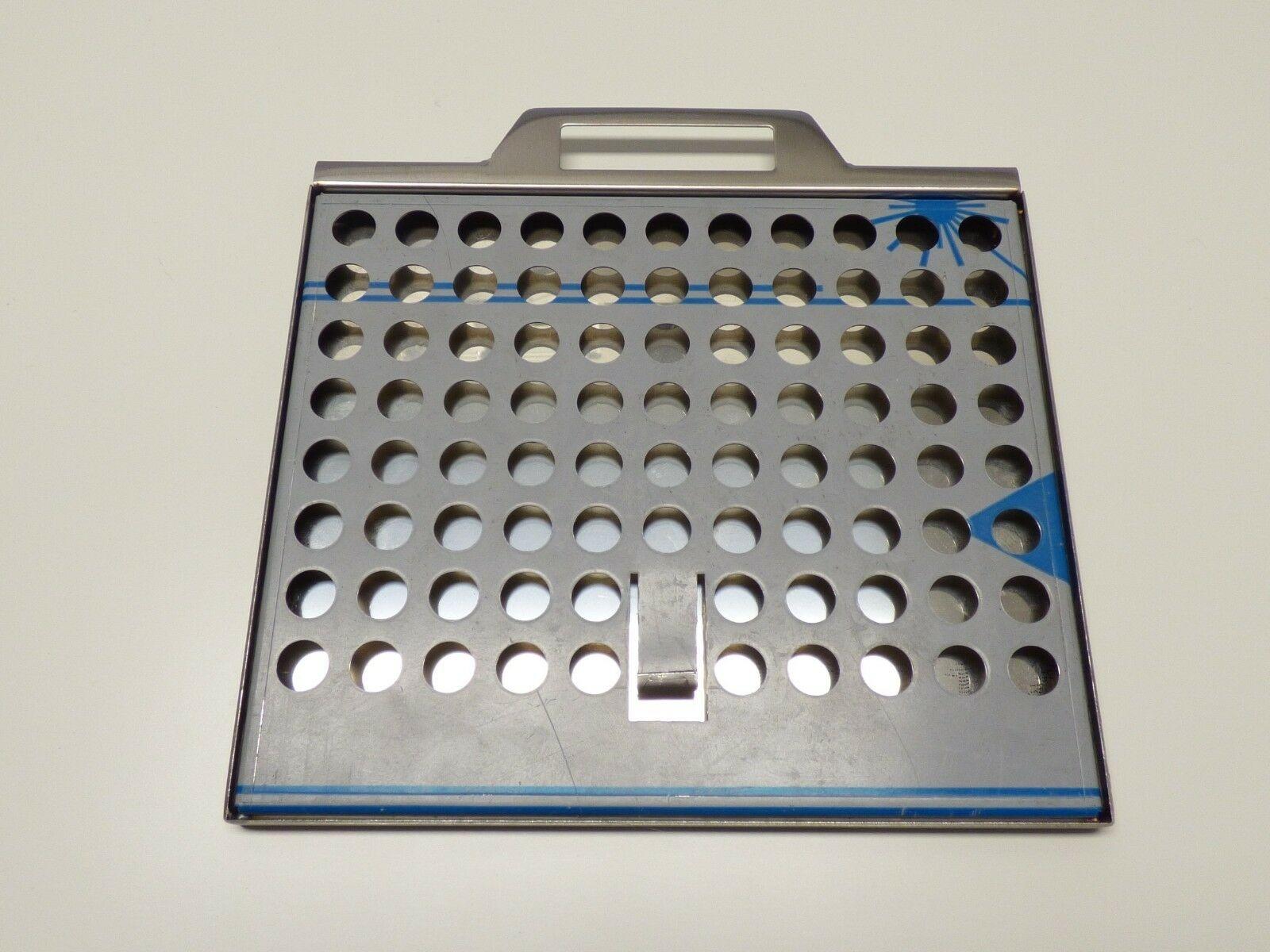 Selbach Tropfschale 195 x 195 x 8 mm für Craft Anlage   *EDELSTAHL*  Geschweißt