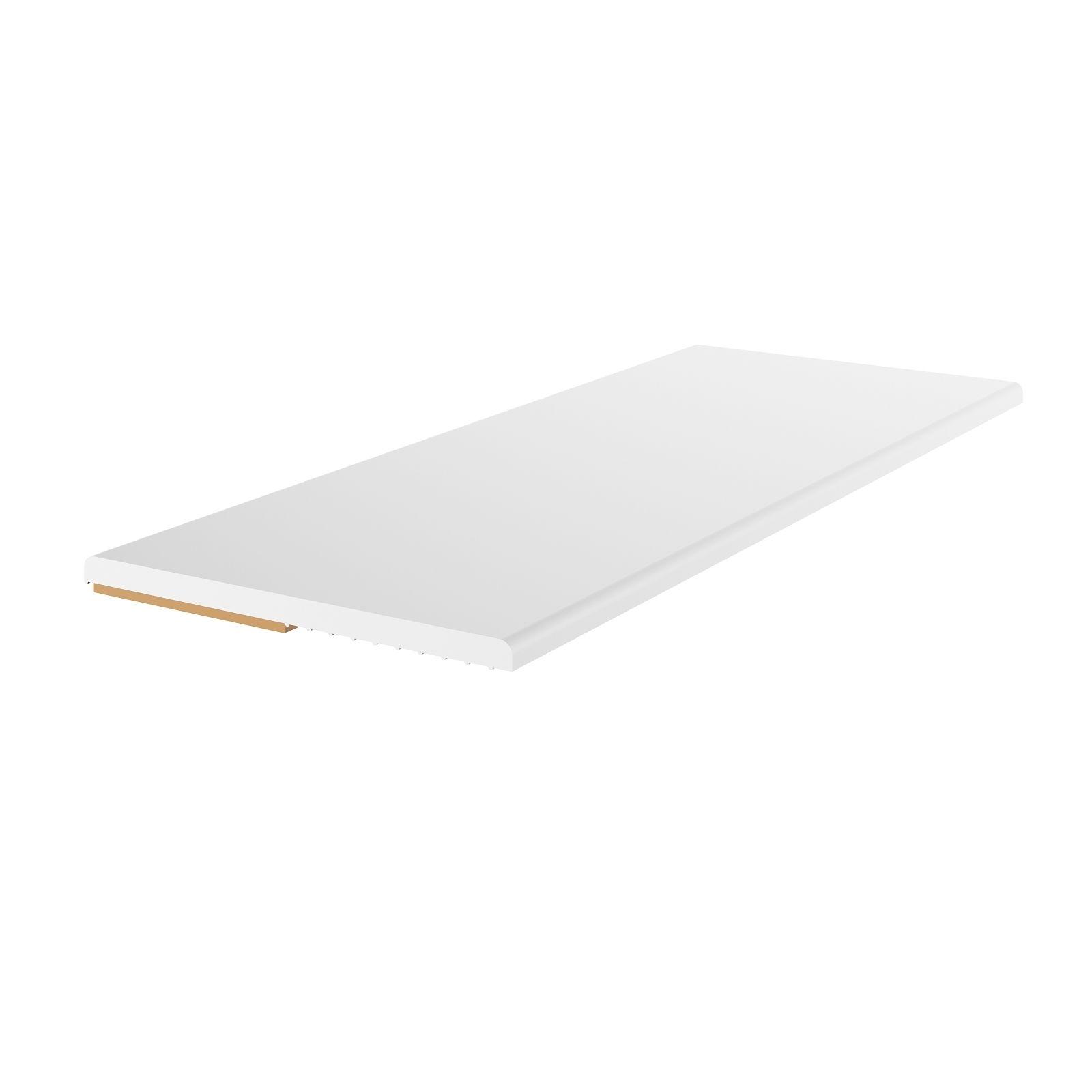 """""""1,10€/m"""" Flachleiste Kunststoffleiste Fensterleiste Abdeckleiste PVC g     20mm"""