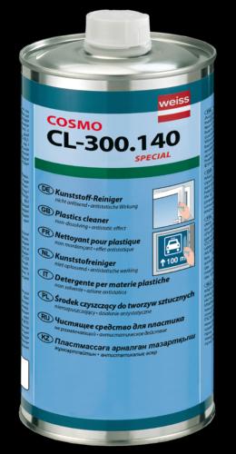 1l Spezial Reiniger PVC COSMOFEN® 20 CL-300.140 Cosmo 20 PVC-Reiniger Weiss