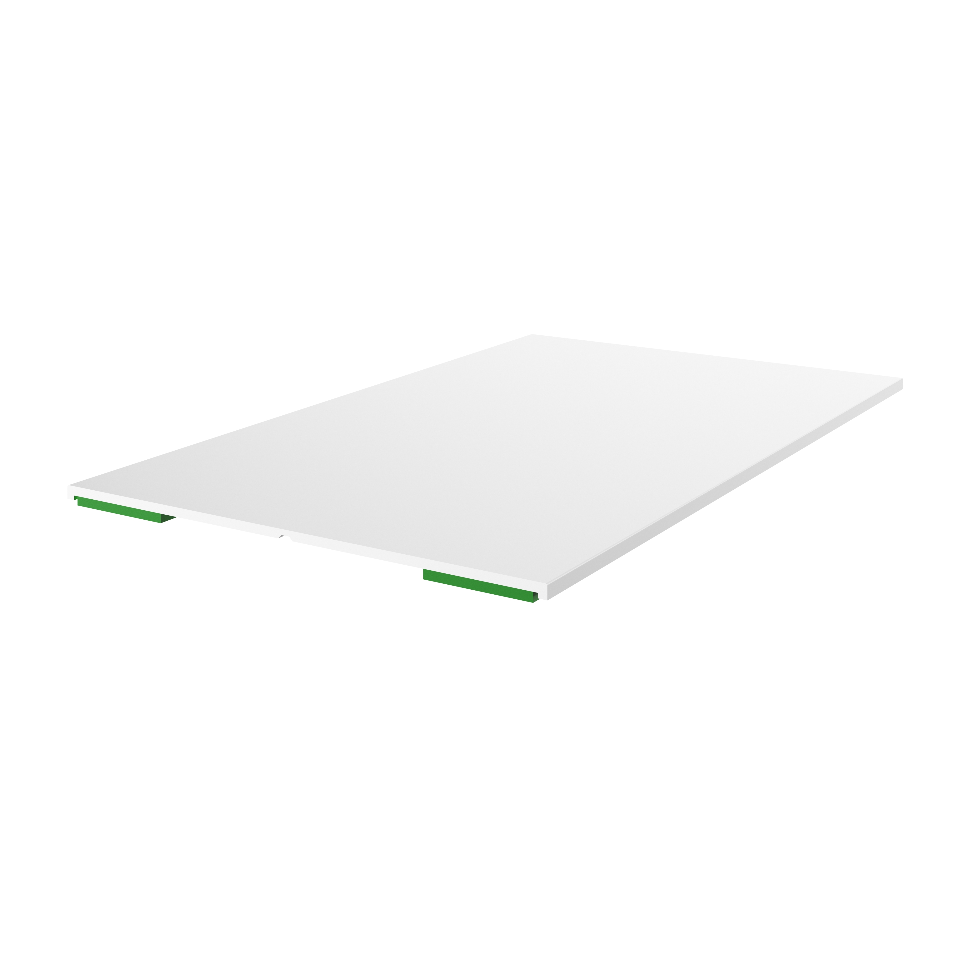 """0,98€/m"" 10m Winkel Winkelleisten Leiste Kunststoffleiste PVC-Leiste 15x15 mm"
