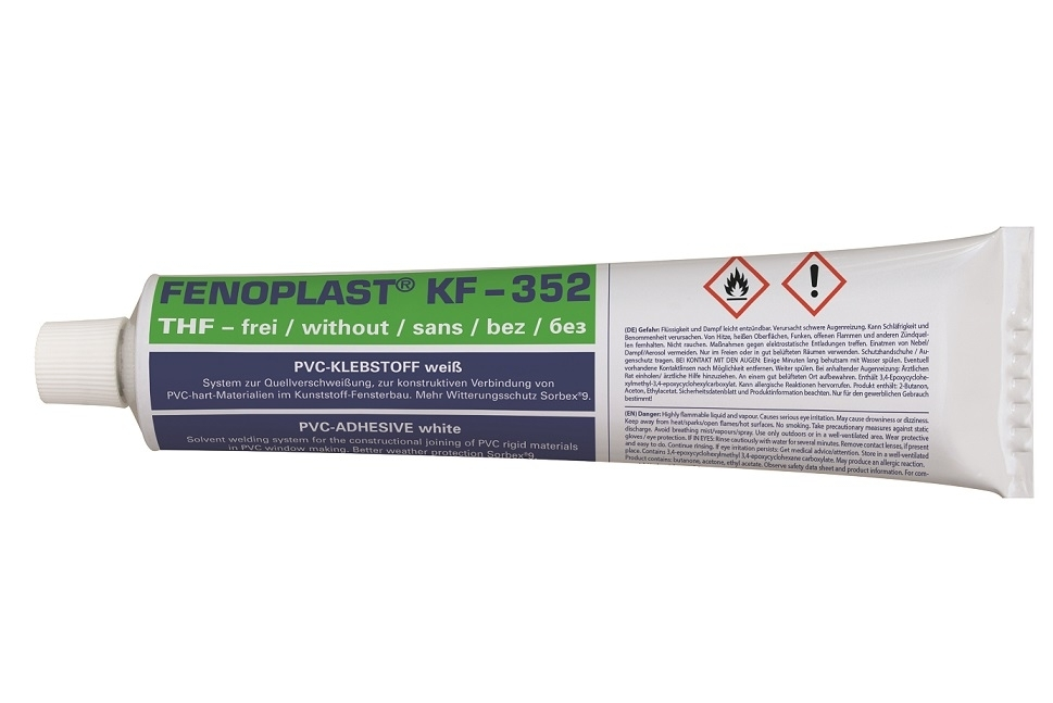 """30,56€/KG"" Fenoplast Quellschweißmittel  PVC-hart  PVC-Kleber Weiß"