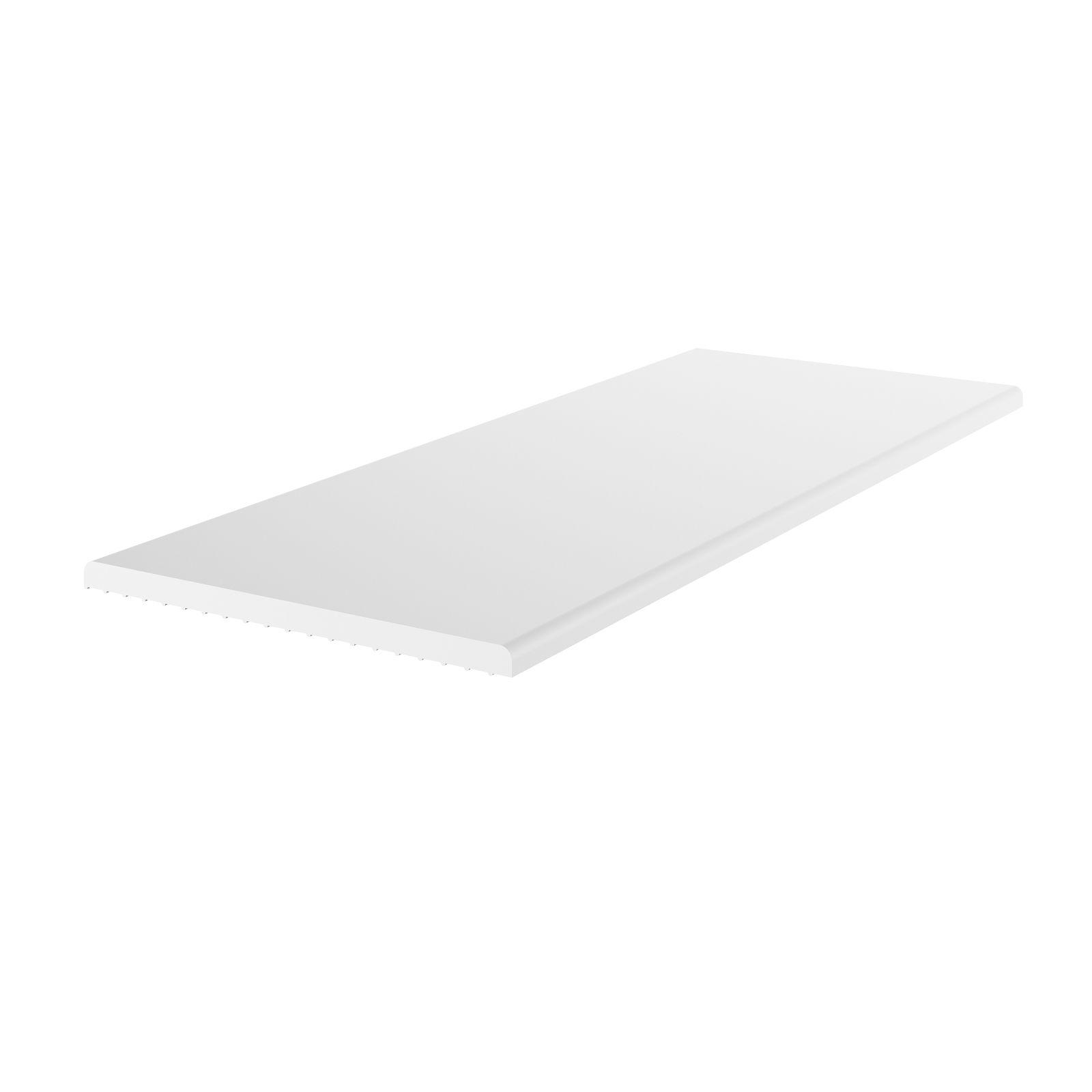 """""""1,08€/m"""" Abdeckleiste Fensterleiste Kunsstoffleiste PVC 6m Flachleiste o 25mm"""