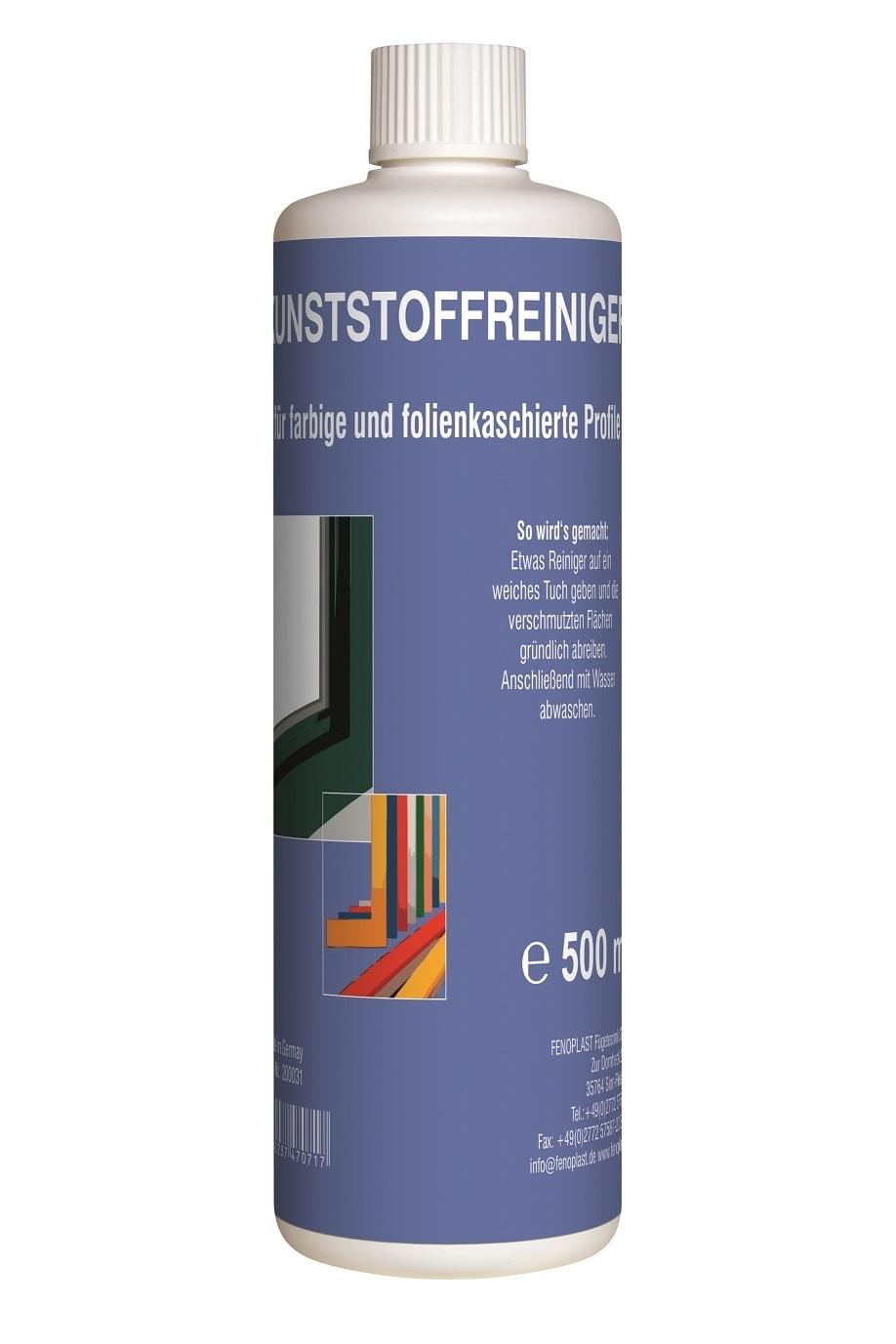 """""""15,80€/l"""" Fenosol Intensiv Reiniger für DEKOR Kunststoff Fenster Türen Farbig"""