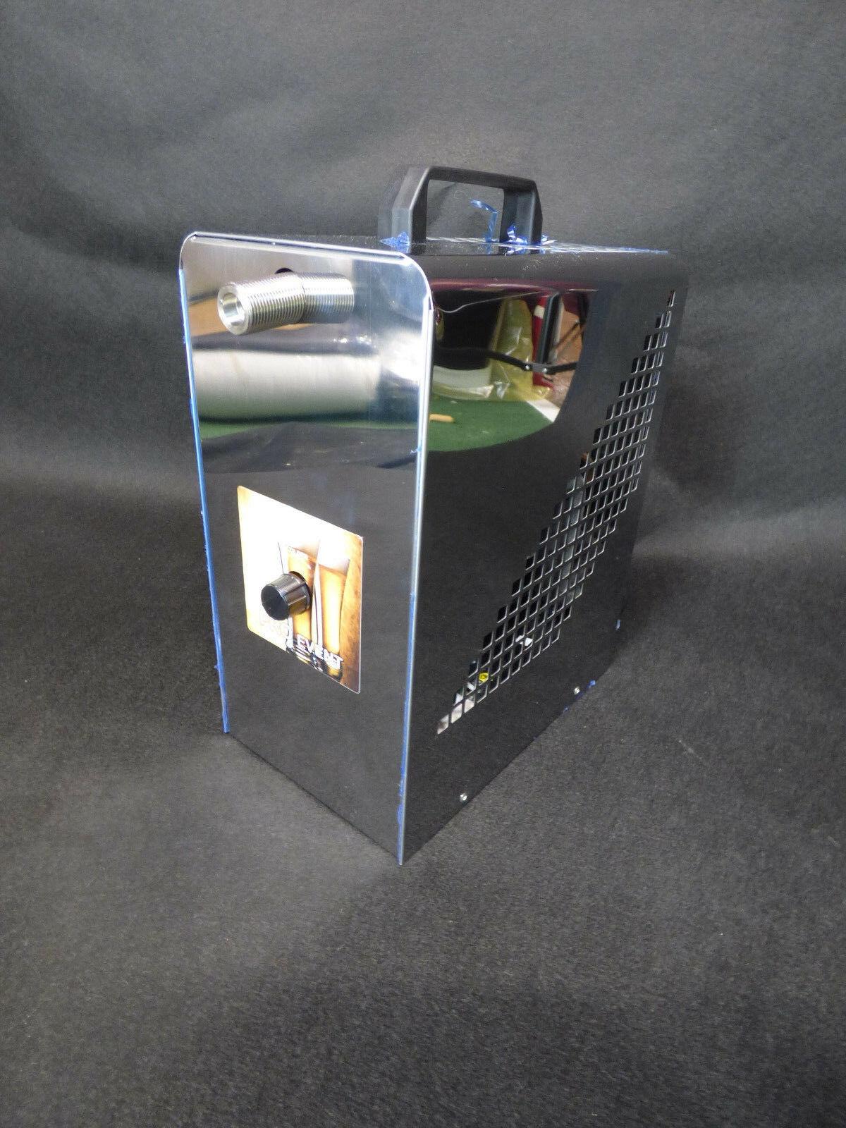 Oprema Zapfanlage Trockenkühler Bierkühler Untertischgerät Unterthekenkühlgerät